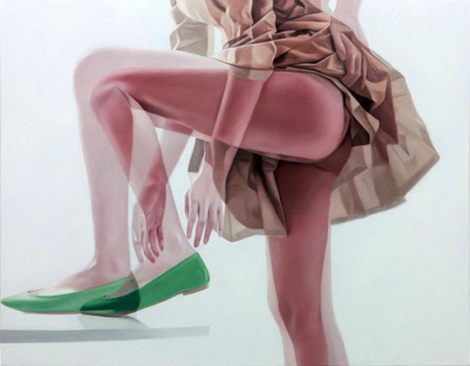 Picturi in ulei cu dubla expunere, de Ho Ryon Lee - Poza 5