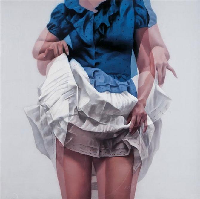 Picturi in ulei cu dubla expunere, de Ho Ryon Lee - Poza 8