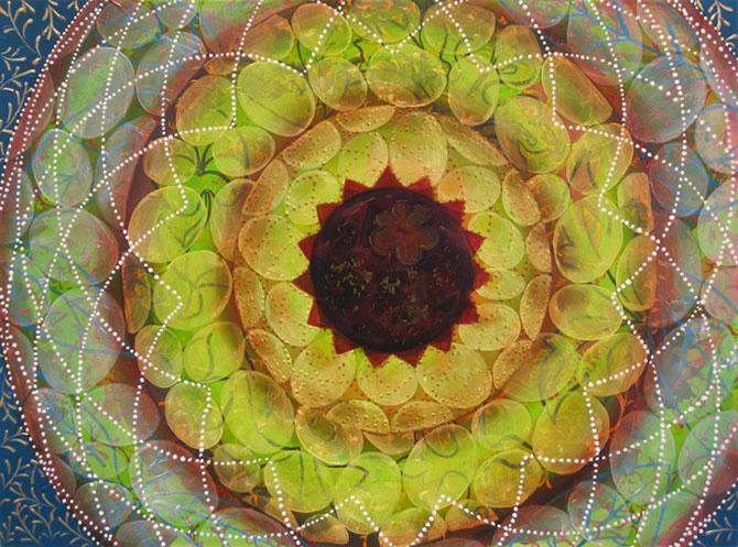 Mandale multicolore, pictate de Amy Cheng - Poza 6