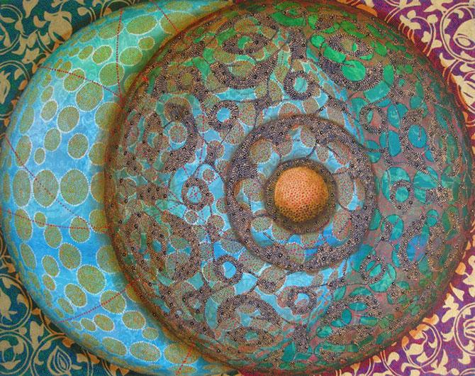 Mandale multicolore, pictate de Amy Cheng - Poza 9
