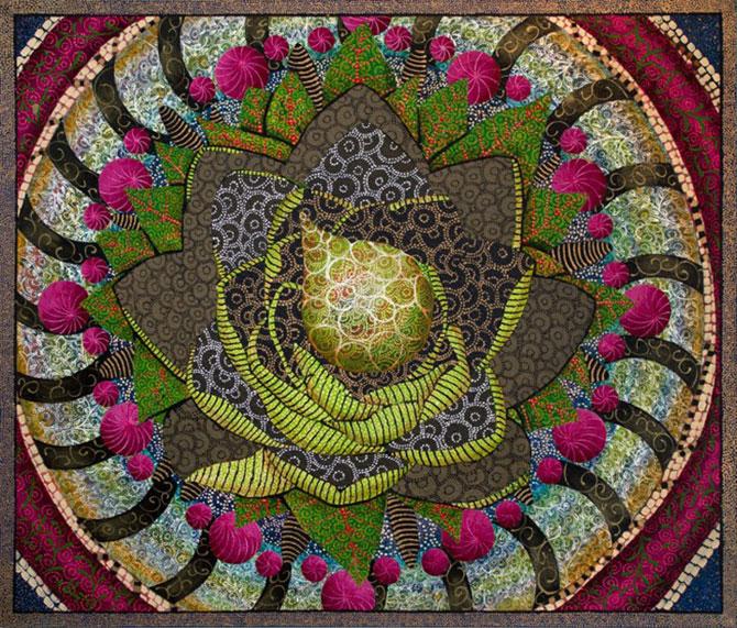 Mandale multicolore, pictate de Amy Cheng - Poza 10