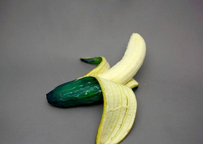 Fructe pictate hiperrealist, de Hikaru Cho - Poza 7
