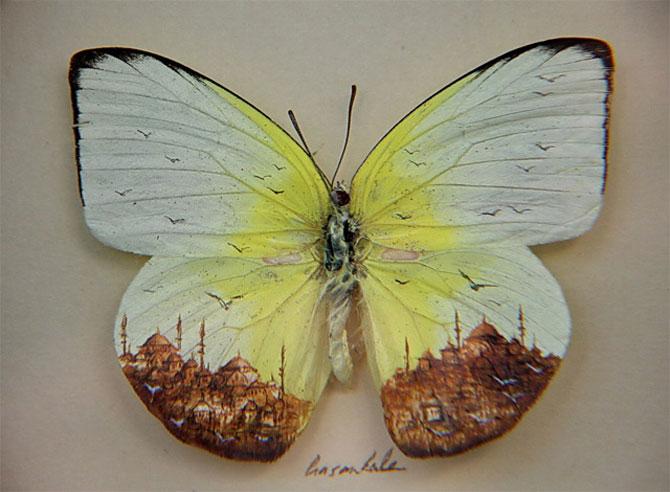 Istanbul in miniatura, pe aripi de fluture - Poza 2