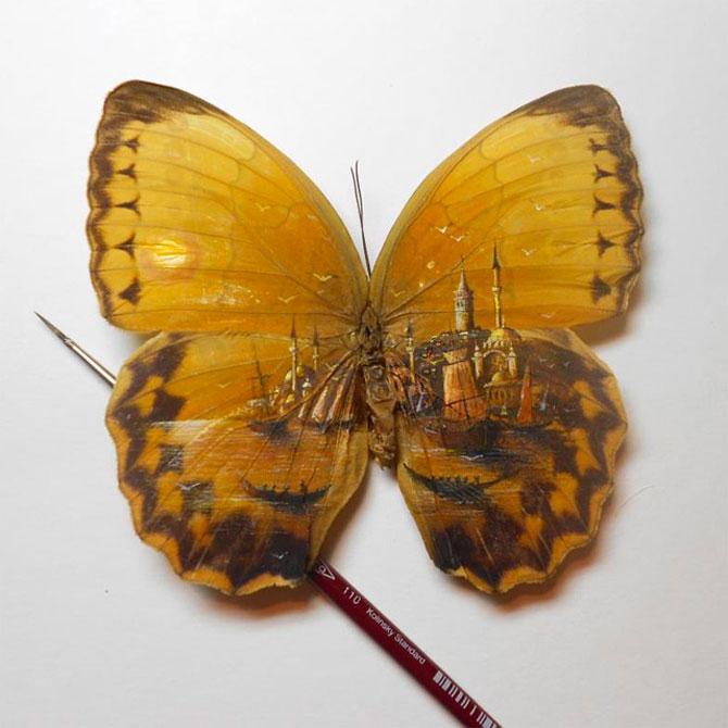 Istanbul in miniatura, pe aripi de fluture - Poza 4