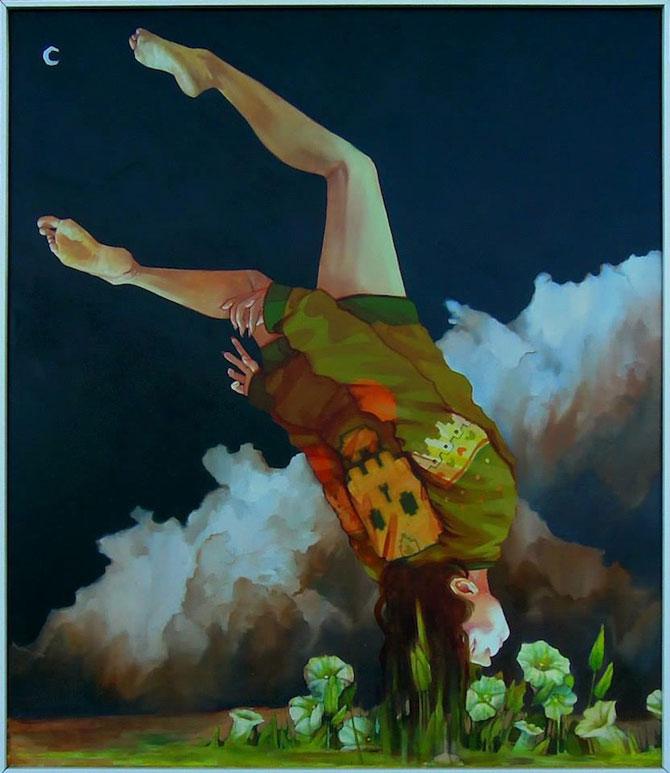 Picturi suprarealiste pe panza, de la Etam Cru - Poza 3