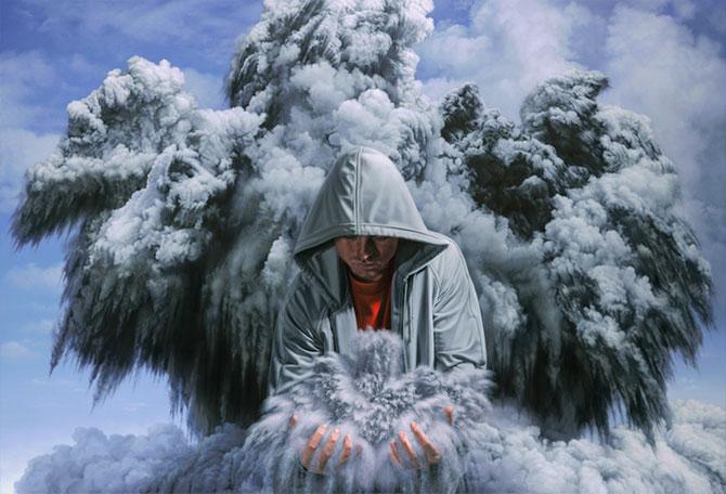 Picturi suprarealiste spectaculoase de Joel Rea - Poza 2