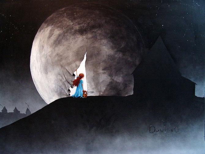 Povesti pictate pentru copii si adulti de Robert Dowling Jr. - Poza 1