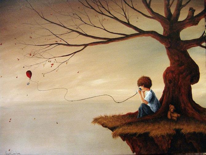 Povesti pictate pentru copii si adulti de Robert Dowling Jr. - Poza 3