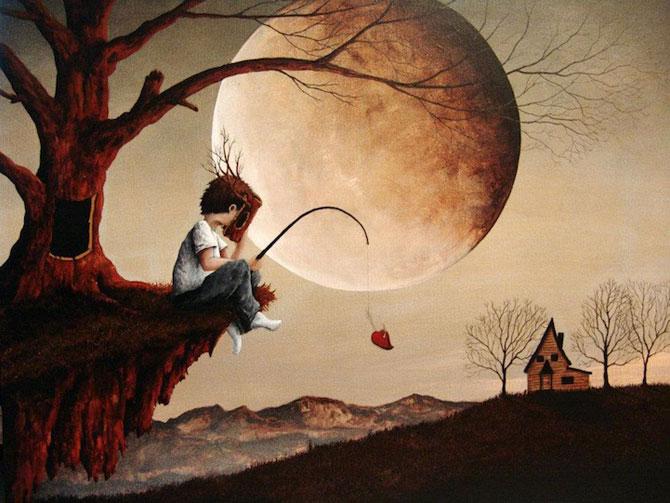 Povesti pictate pentru copii si adulti de Robert Dowling Jr. - Poza 4