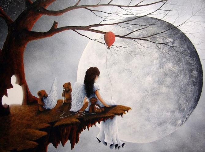 Povesti pictate pentru copii si adulti de Robert Dowling Jr. - Poza 6