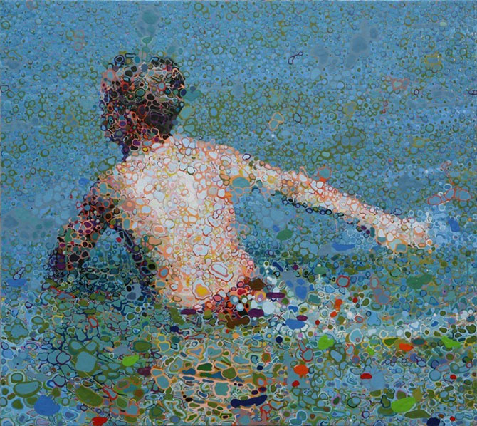 Picturi ulei Matthew Davis