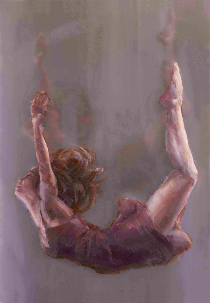 Pictura in straturi transparente, de Michelle Jader - Poza 3