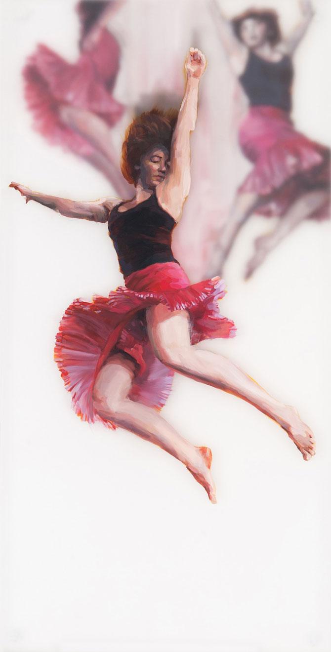 Pictura in straturi transparente, de Michelle Jader - Poza 6