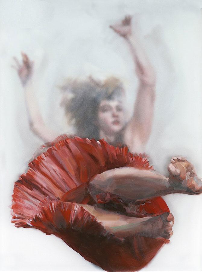 Pictura in straturi transparente, de Michelle Jader - Poza 7