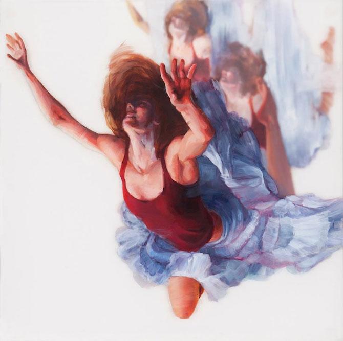 Pictura in straturi transparente, de Michelle Jader - Poza 9