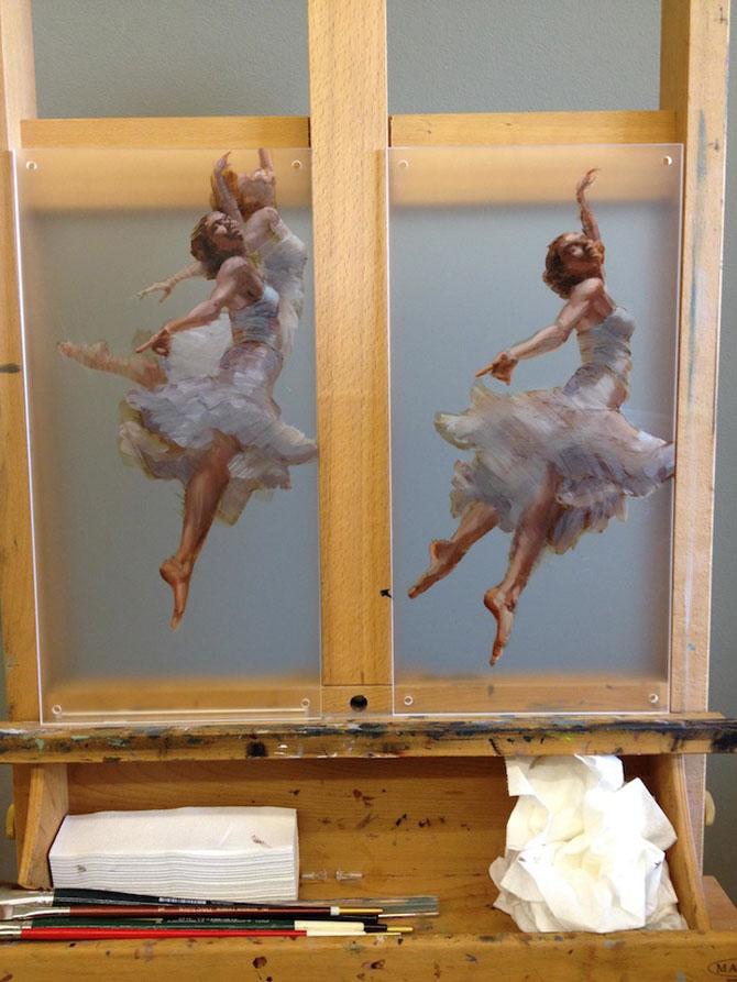 Pictura in straturi transparente, de Michelle Jader - Poza 10