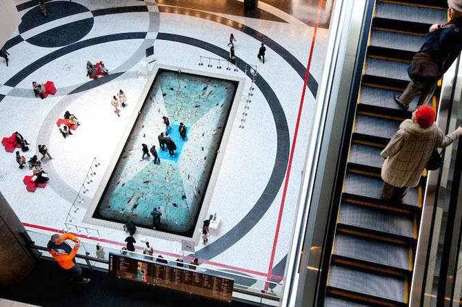 Iluzia optica a unei piscine, de Jeroen Bisscheroux - Poza 5