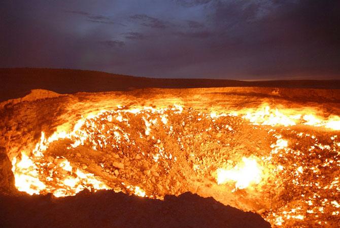 Poarta iadului: Focul viu din Turkmenistan - Poza 3