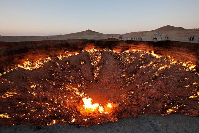 Poarta iadului: Focul viu din Turkmenistan - Poza 4