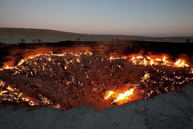 Poarta iadului: Focul viu din Turkmenistan - Poza 5