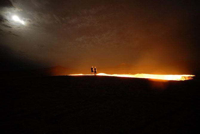Poarta iadului: Focul viu din Turkmenistan - Poza 7