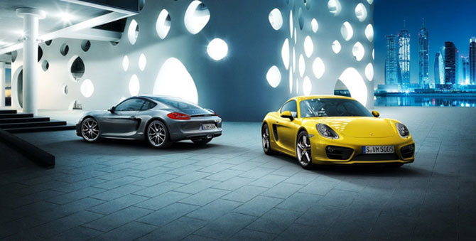 Un Porsche pentru 2014 - Poza 4