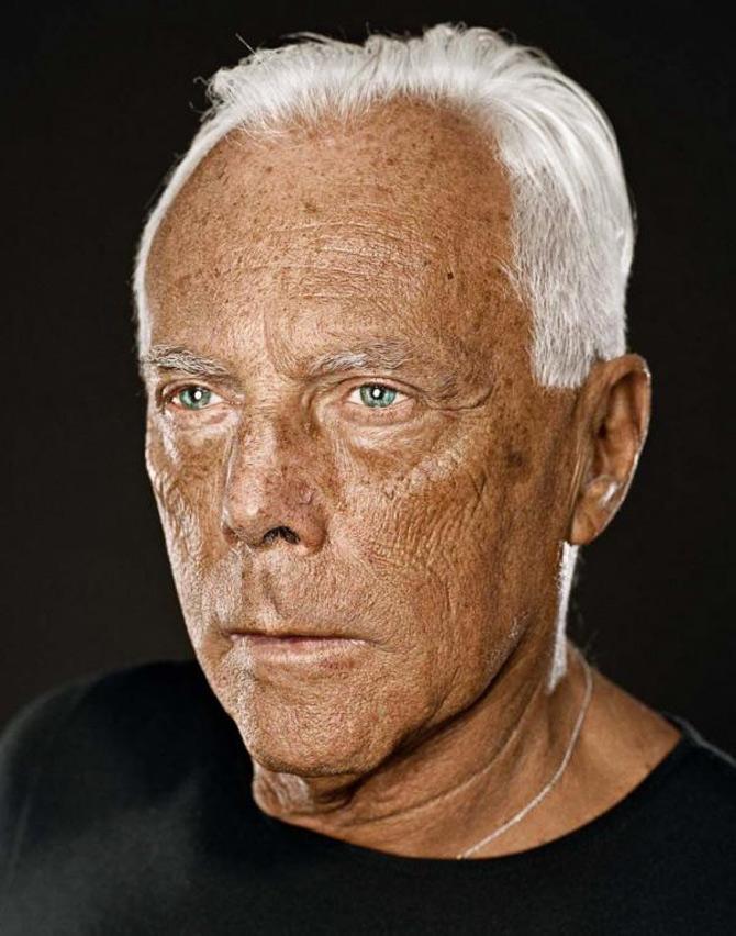 Portrete pictate cu aparatul foto de Evan Kafka - Poza 14