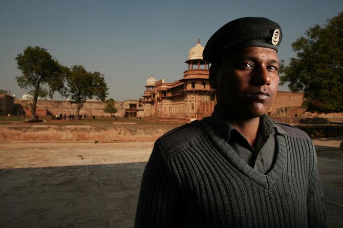 Portrete din India, de 10 rupii bucata - Poza 6