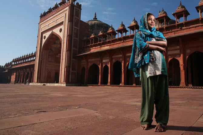 Portrete din India, de 10 rupii bucata - Poza 8