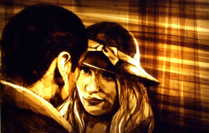 Arta cu Scotch si felinare, de Max Zorn - Poza 13