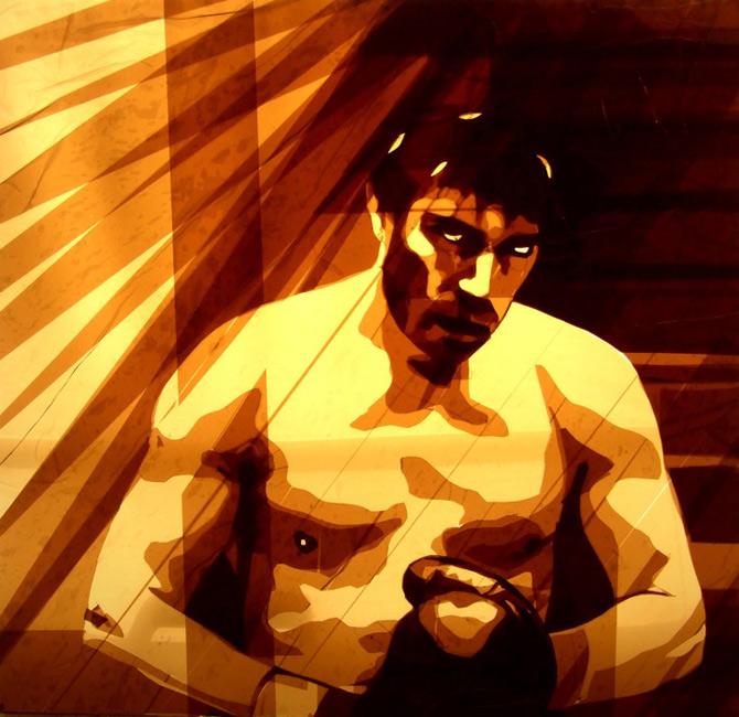 Arta cu Scotch si felinare, de Max Zorn - Poza 16