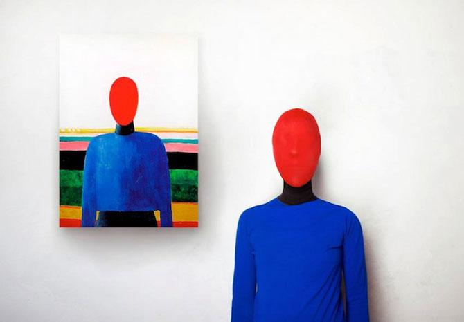 Modele reale pentru portrete abstracte, de Flora Borsi - Poza 4
