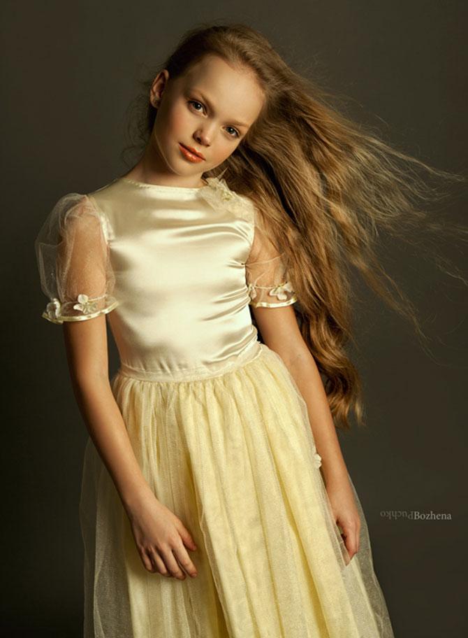 Portrete superbe de copii, de Bozhena Puchko