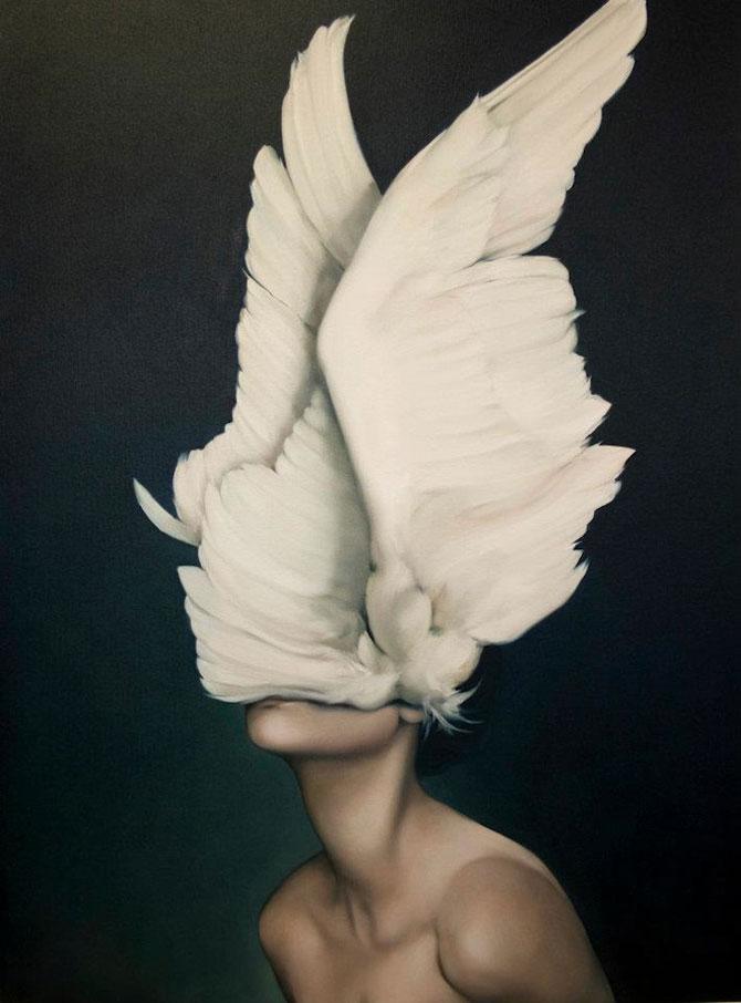 Portrete de femei inaripate, de Amy Judd - Poza 1