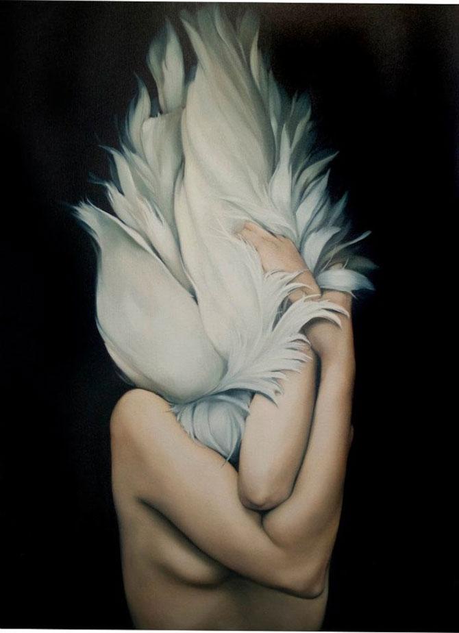 Portrete de femei inaripate, de Amy Judd - Poza 2
