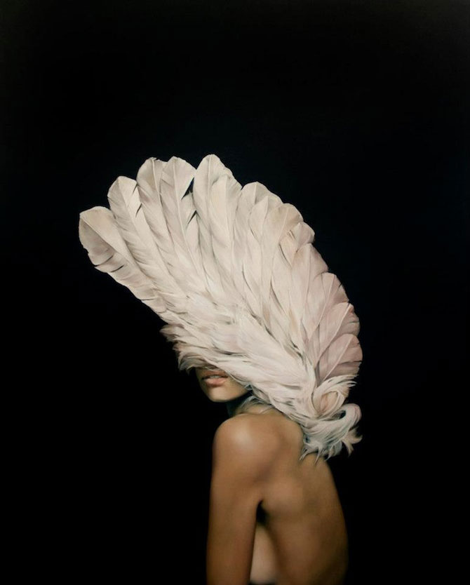 Portrete de femei inaripate, de Amy Judd - Poza 3
