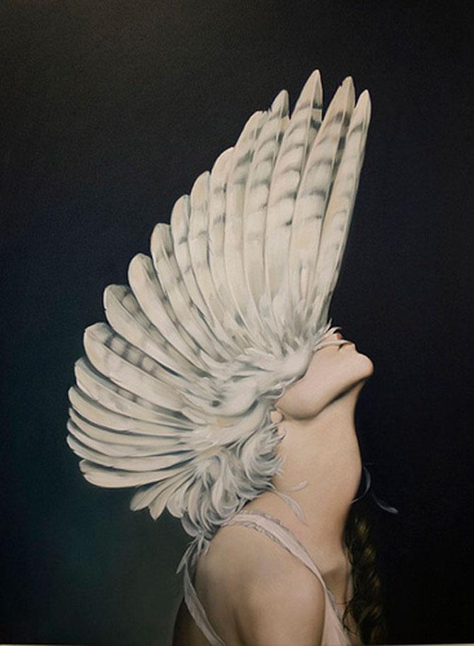 Portrete de femei inaripate, de Amy Judd - Poza 4