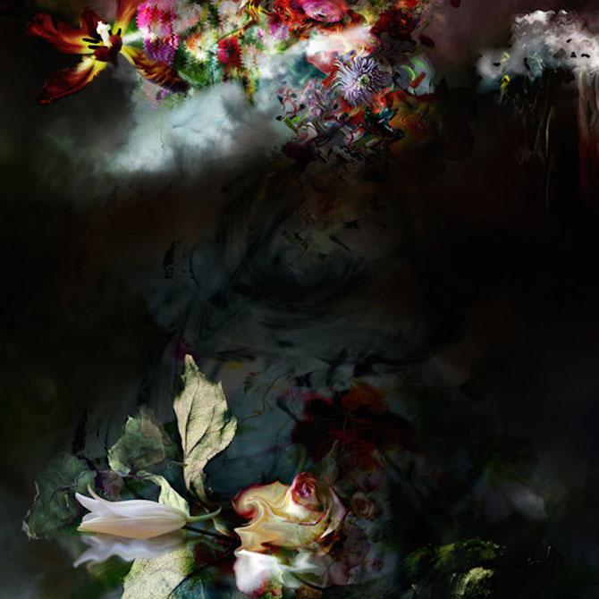 Portrete expresive de flori, de Isabelle Menin - Poza 7