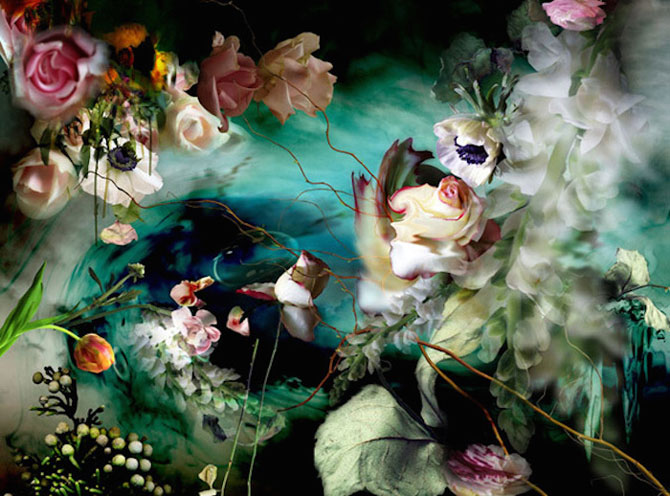 Portrete expresive de flori, de Isabelle Menin - Poza 8