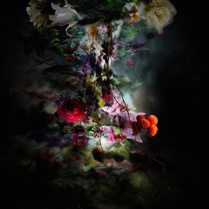 Portrete expresive de flori, de Isabelle Menin - Poza 11