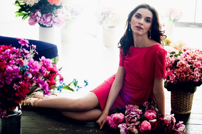 Florile si fetele Marinei Danilova - Poza 5