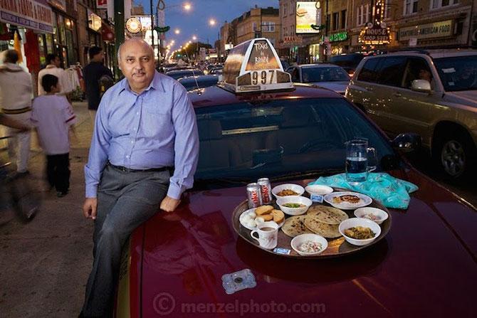 In jurul lumii in 80 de diete cu Peter Menzel - Poza 8