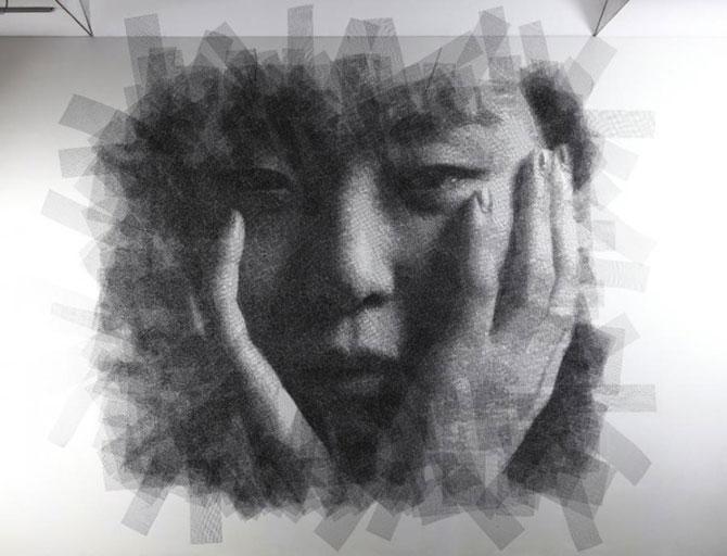 Portrete cu precizie de chirurg, de Seung Mo Park - Poza 3