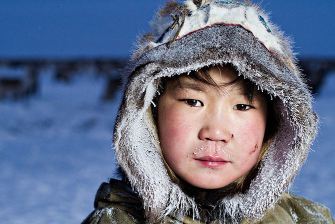Portrete de la capatul lumii: Chukotka, Siberia - Poza 1