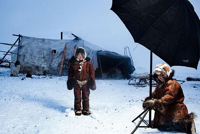 Portrete de la capatul lumii: Chukotka, Siberia - Poza 2