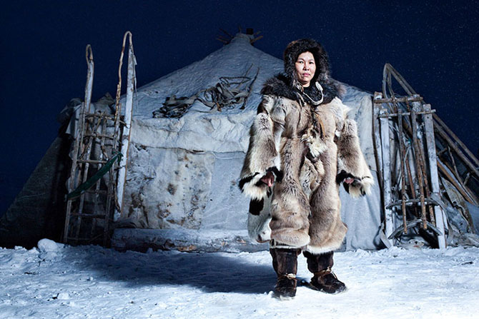 Portrete de la capatul lumii: Chukotka, Siberia - Poza 3