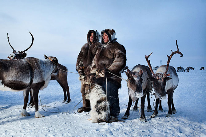 Portrete de la capatul lumii: Chukotka, Siberia - Poza 4