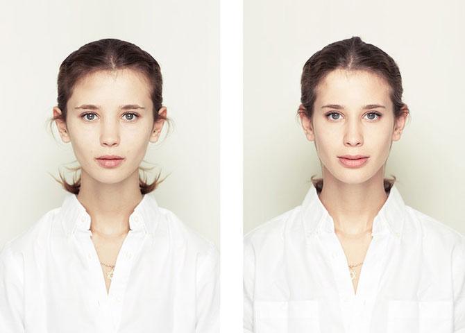 Simetrie si frumusete: Portrete oglindite de Alex John Beck - Poza 7