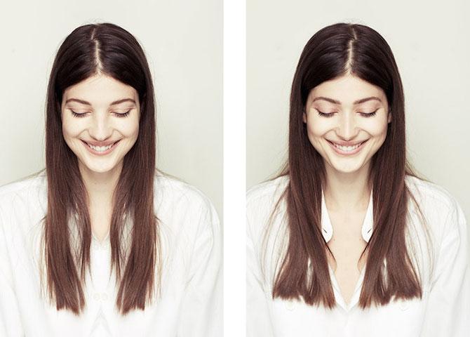 Simetrie si frumusete: Portrete oglindite de Alex John Beck - Poza 11