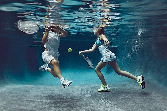 Portrete subacvatice de copii, de Alix Martinez - Poza 4